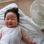 扇風機の風が苦手。使い方を変えれば改善されます。