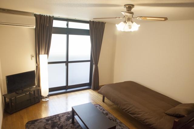 6畳の部屋のテレビの大きさは?寝室はサイズは何インチ?配置は?