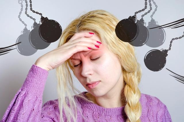低血圧だから頭痛なの?つらい痛みを改善する方法3つ