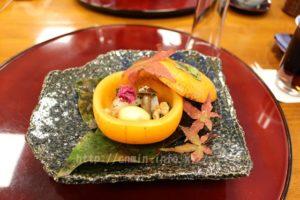 京都の祇園土井のランチって?有名京料理店にいってきました。