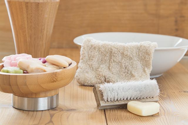 固形石鹸の泡立て方のコツ 手や泡立てネットを使った簡単な方法を紹介