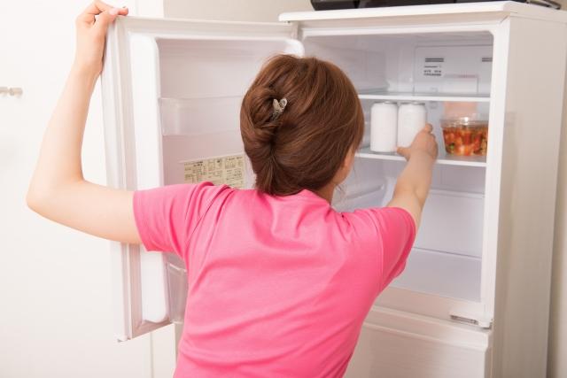 冷蔵庫の選び方 一人暮らしのサイズや容量は?大きさはどう選ぶ?