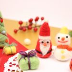 クリスマス切り絵の作り方 折り紙なら簡単なので子供も作れます!