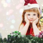 クリスマス飾り付けを壁にする  折り紙や100均手作りアイディア紹介