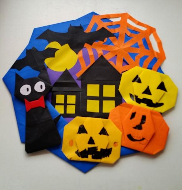 折り紙リースの折り方 簡単な作り方や可愛い色の組み合わせを紹介