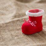 折り紙のブーツの作り方  簡単にできる立体のクリスマスのサンタブーツ!