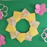 折り紙リースを10枚で作る方法 折り方や簡単なコツを紹介
