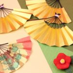 折り紙の扇子の作り方 簡単な折り方で綺麗な和風の扇に仕上げるコツ