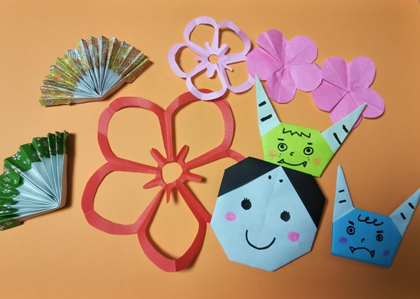 節分の折り紙の折り方 手作りで簡単にかわいい飾りを作る方法!