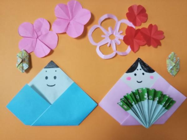 ひな祭りの折り紙の折り方 簡単でかわいい飾り付けを作る方法