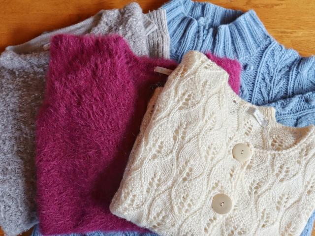 セーターの虫食いを自分で直すには?補修の簡単な方法はコレ