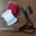 ズボンが破れた時の縫い方 手縫いで簡単に直す方法