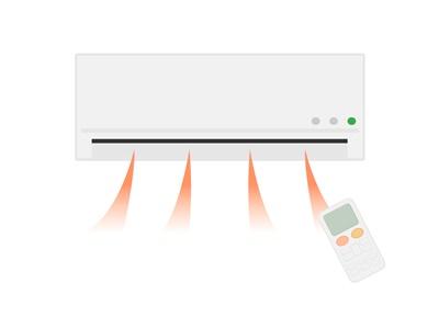 エアコンを部屋干しで使った時の電気代は?設定や使い方で節約できる?
